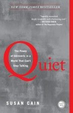 Recommended reading from Susan Cain - author of Quiet.