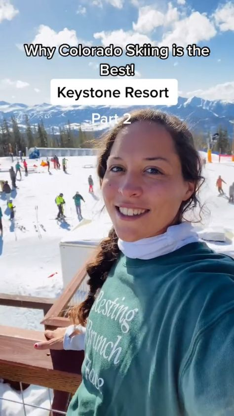 Keystone Skiing and Resort Colorado Winter Vacation Part 2