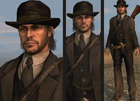 Bureau Uniform Red Dead Redemption Ii Red Dead Redemption Wild