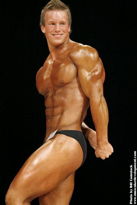 Aesthetic MuscleS - Bodybuilding at its Best: Jordan