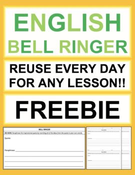 photograph relating to Free Printable Bell Ringers called English Bell Ringers - Popular Main ELA Heart College or Large