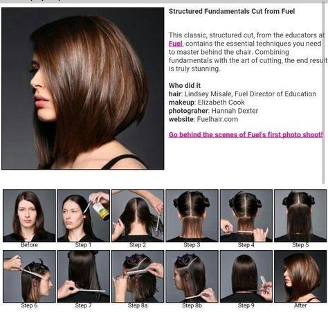 12 Cortes de cabello que puedes hacerte tú misma - Alaskacrochet.com