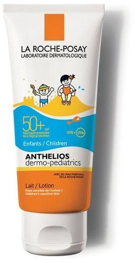 افضل واقي شمس ومبيض للاطفال والكبار مجلة رجيم Dermo Spf 50 La Roche Posay