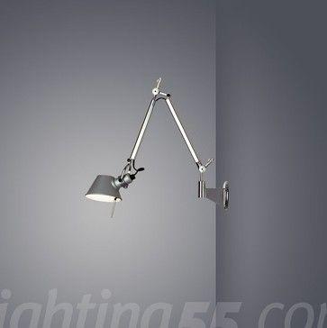Artemide Tolomeo Micro Led Wall Sconce Modern Wall Sconces Moderne Wandlampen Retro Wandleuchten Wandleuchte