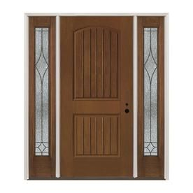 Pella Left Hand Inswing Stained Fiberglass Prehung Entry Door With Sidelights With Insulating Core Common 60 In X 80 In Actual 64 5 In X 81 75 In Lowes Com Wood Doors Interior Entry Door With Sidelights Entry Doors You can spot some of the bad ones as soon as you pull them out of the rack. pinterest