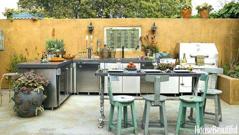 Outdoor Küchen Trend : Outdoor küche design ideen innenarchitektur