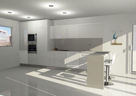 Espectaculares Muebles De Cocina En Madrid Blancos Www