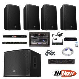 Easy Buy Sound System 1002 For Medium Large Rooms Sound System