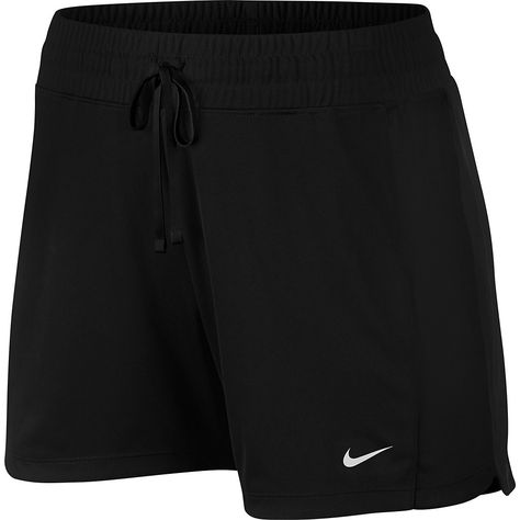 Women's Nike Dri FIT Knit Workout Shorts | Workout shorts