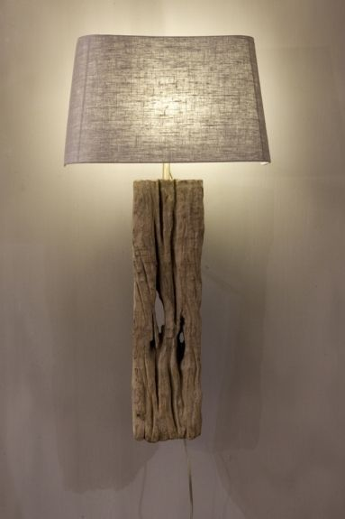 Choosing The Best Lamp For Your Home Can Often Be Difficult Because There S Such A Wide Selection Of Lamps Rustic Light Fixtures Driftwood Lamp Rustic Lighting