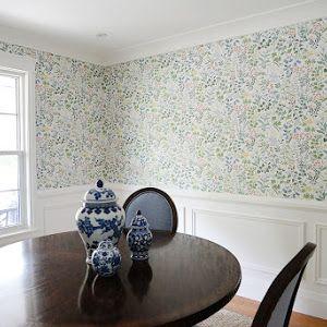Rambling Renovators How To Apply Wallpaper Around A Corner Diy Shiplap Ship Lap Walls Wallpapering Tips