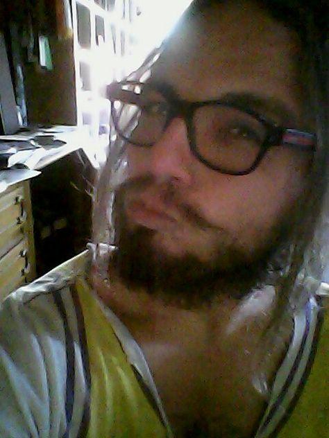 Barba e capelli lunghi ;-)