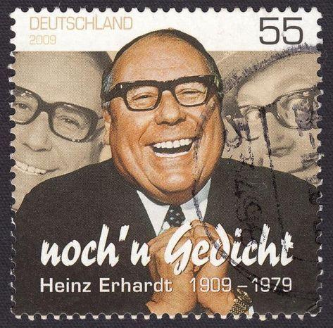 Heinz Erhardt Die Besten Gedichte Lustiges Humor