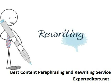 Paraphrasing Rewriting Service Content Article Essay Blog Post Writing Paraphrase Ai