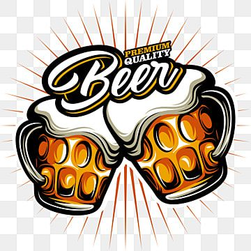 Marking Elements Of Craft Beer Beer Icons Craft Icons Beer Png And Vector With Transparent Background For Free Download In 2021 Beer Logo Beer Poster Beer Icon