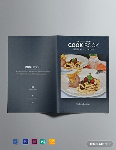 Free Printable Cookbook Catalog Template Word Doc Psd Indesign Apple Mac Pages Publisher Cookbook Template Make Your Own Cookbook Recipe Template For Word