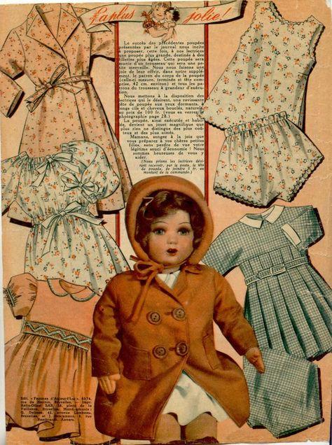 La plus Jolie des  poupées