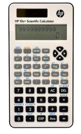 Calculadora Cientifica Hp10s Magazine Raimundogarcia Calculadora Exponencial Decimal