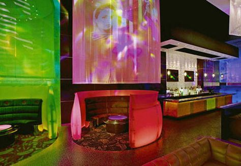 Shadeh Nightclub Design