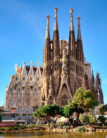 Famous Places To Visit In Spain Famous Places Places To Travel