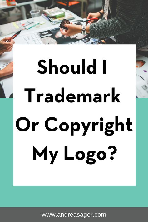 Should I Trademark Or Copyright My Logo Small Business Tips