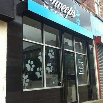 Sweeps Dog Grooming Billboard Yelp Dog Grooming Shop Grooming Shop Dog Grooming Salons