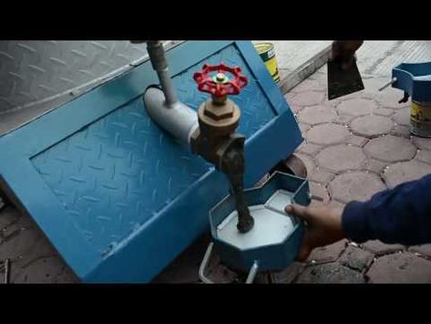 [Demo Video] Plastic Melter Densifier (Waste Plastic Recyling into bricks etc.