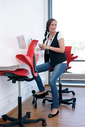 Click To Zoom Chic Office Chair Ergonomic Chair Stylish Chairs