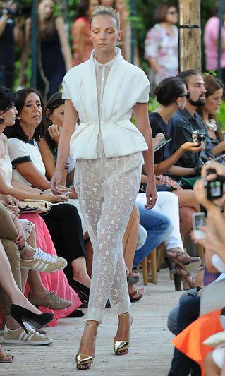 Mercedes-Benz Fashion Week Madrid, Juana Martín, primavera/verano 2013