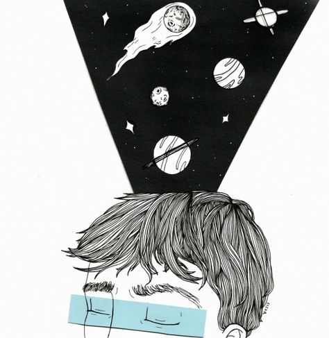 Drawings by Elliana Esquivel. Artists on tumblr Etsy Shop