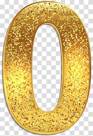 Gold O Letter Illustration Number Gold 0 Number 0 Transparent Background Png Clipart Transparent Background Clip Art Free Printable Banner Letters