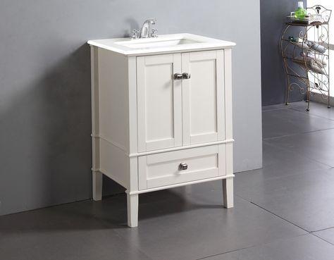 Chelsea 24 Bathroom Vanity Set Wayfair With Images 24 Inch Bathroom Vanity 24 Bathroom Vanity Bathroom Top