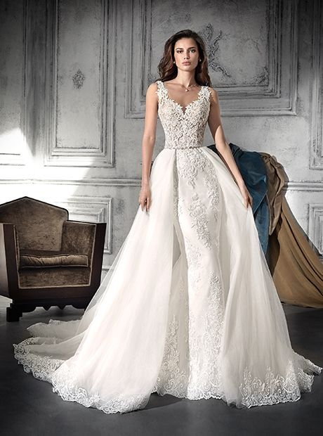 Demetrios 2018 Bridal Collection Weddings Weddings Weddingdress Bridal Bride Affilia Demetrios Wedding Dress Classy Wedding Dress Cute Bridesmaid Dresses