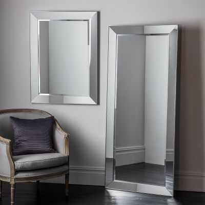 bertoni glass framed leaner mirror large oversized glass mirror elegant and beautiful mirror pinterest oversized mirror glass and frame mirrors - Mirror Framed Mirror