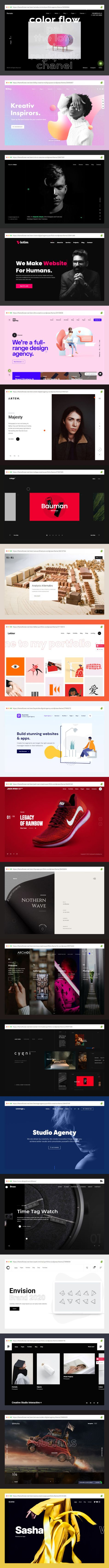 20 Top Designed WordPress Portfolios 2021