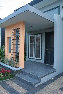 Pin Em Desain Rumah Indonesia