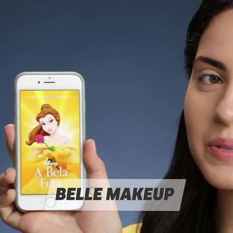 You're going to be looking like a princess with this makeup look!