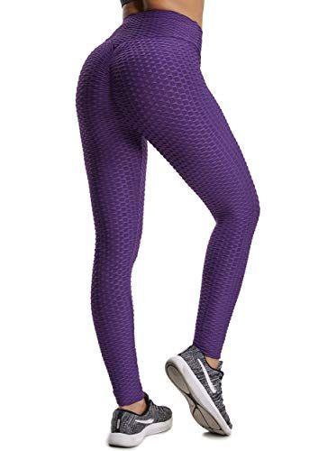 Legging de Sport Femme Taille Haute Imprim/é Vorname Pantalon de Musculation Athl/étique Fitness Yoga Running Jogging Gym Casual Slim Skinny /Élastique Pants Trousers Mode Chic