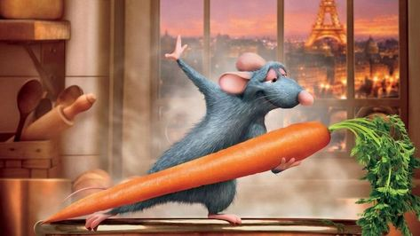 Listen to This Fabulously Produced Musical Version of Pixar's Ratatouille