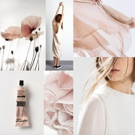 Style mood board. Mauve, peachy style board. Peach Colors. Feminine Mood board. Minimal. Branding. Brand Design. Fashion Branding. Style Board. Fashion logo design.