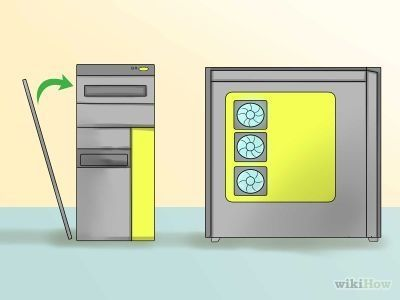 How to Keep Dust Out of The Computer -- via wikiHow.com
