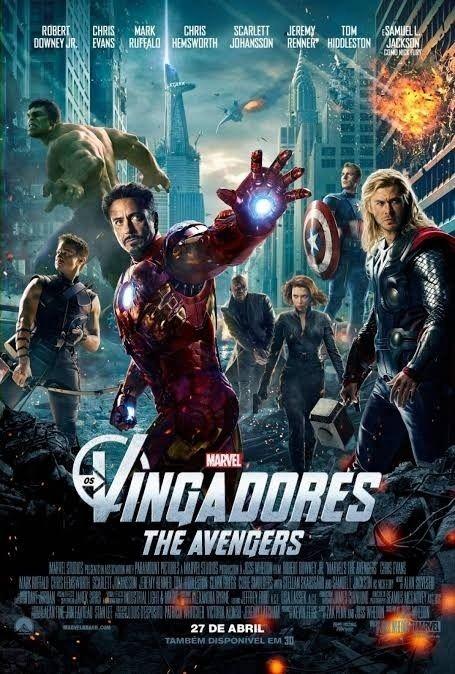 Os Vingadores Em 2020 Com Imagens Filme Os Vingadores