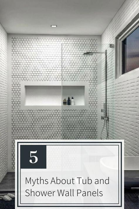 Tips Tricks Including Guide In Pursuance Of Getting The Most Ideal End Result As Well As Coming Up With The Max In 2020 Shower Wall Panels Shower Tub Shower Remodel