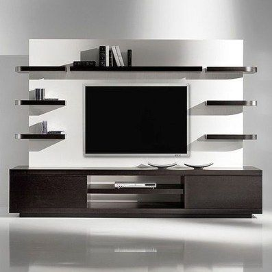 Best Ideas Modern Tv Cabinet Designs For Living Room 02 Contemporary Tv Units Living Room Tv Living Room Tv Wall