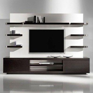 Best Ideas Modern Tv Cabinet Designs For Living Room 02 Contemporary Tv Units Living Room Tv Living Room Tv Wall