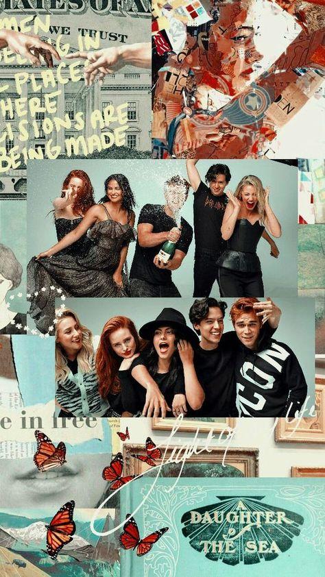 ~Riverdale Cast aesthetic wallpaper~