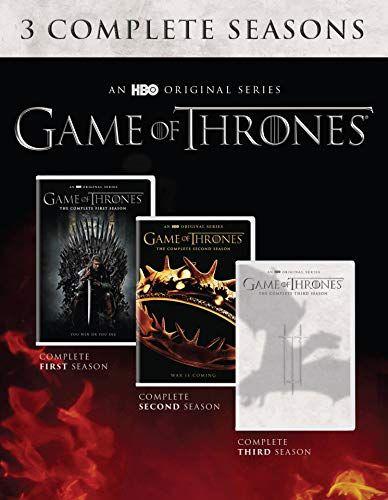 Game Of Thrones Season 1 3 Az Prmday 19 Dvd Hbo Original Series Season 1 Seasons