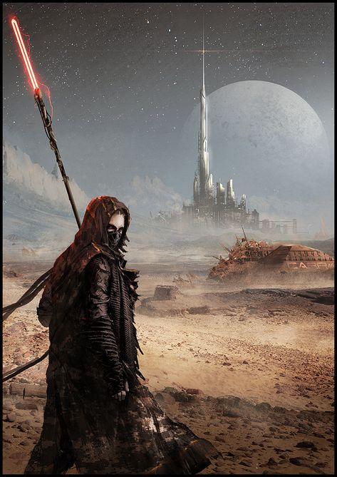 Dune by Mark Molnar -