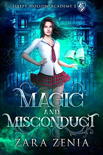 Magic And Misconduct A Paranormal Academy Bully Romance Sleepy