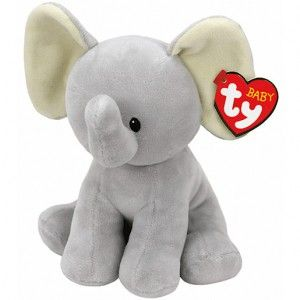Ty Beanie Boo Baby Bubbles Elephant New Soft Toys 6 inch Boos Plush Teddy